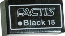 ΓΟΜΑ ΜΑΥΡΗ (18Τ) BLACK 18 FACTIS
