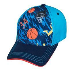 Παιδικό Καπέλο Jockey Must Μπάσκετ, no. 52-54, 2 Σχέδια