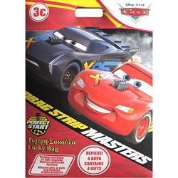 Σακούλα Τυχερή Disney Cars 29x40 εκ.