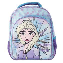 Τσάντα Πλάτης Νηπιαγωγείου Disney 3D Frozen 2 με 2 Θήκες