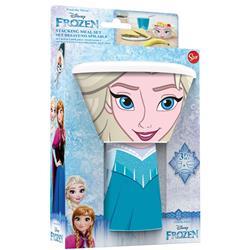 Παιδικό Σετ Φαγητού Disney Frozen 3 Τμχ.