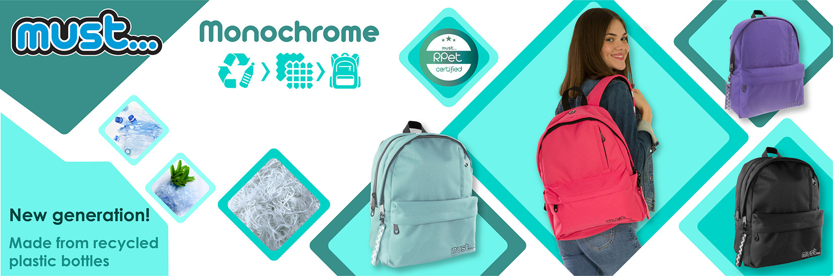 Backpacks and School Bags
